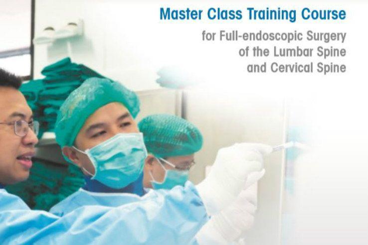 Master Class Cirugía de columna
