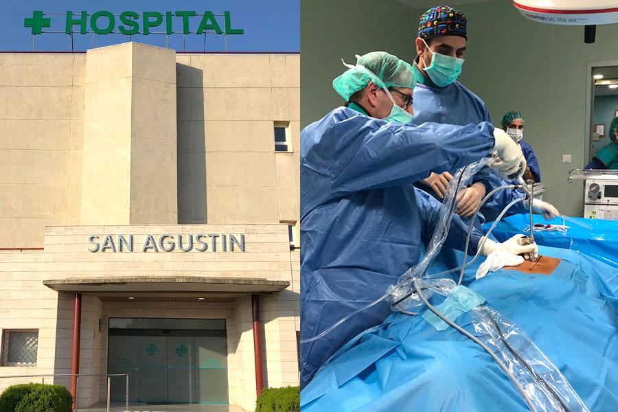 cirugia de columna ultraminimamente invasiva en sevilla