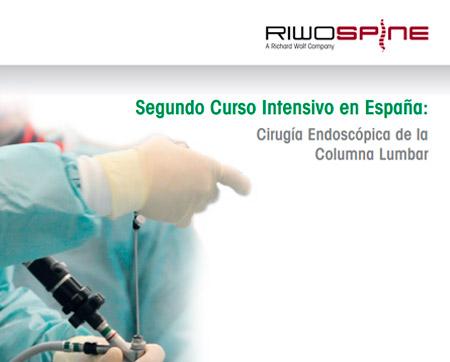 Programa curso cirugía endoscópica de columna Intensivo