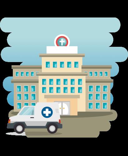 urgencias 24H en el hospital san jose quiron de madrid