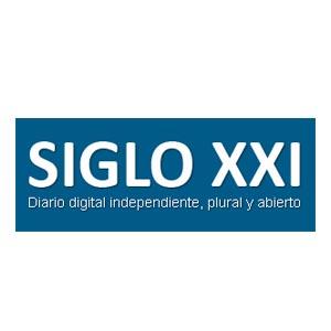 Logotipo Siglo XXI