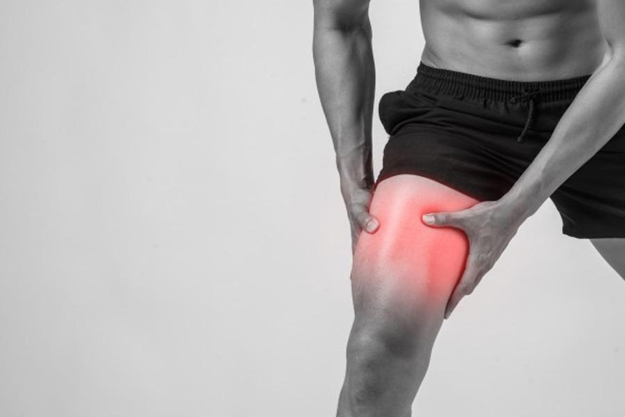 qué es un desgarro muscular