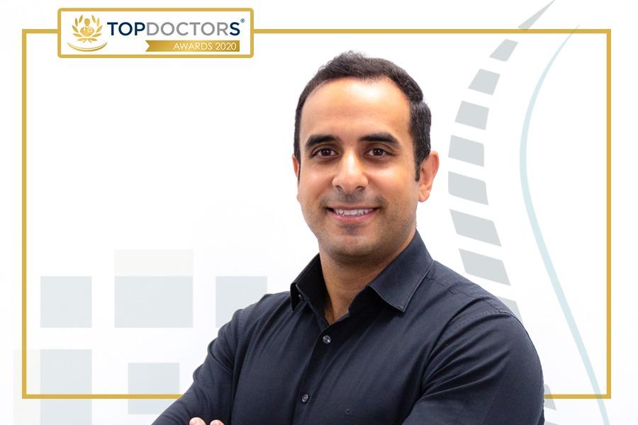 ghassan elgeadi galardon top doctors award 2020
