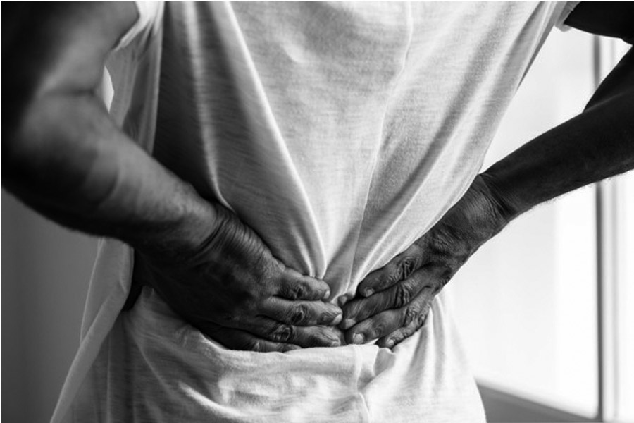 Síntomas de la lumbalgia