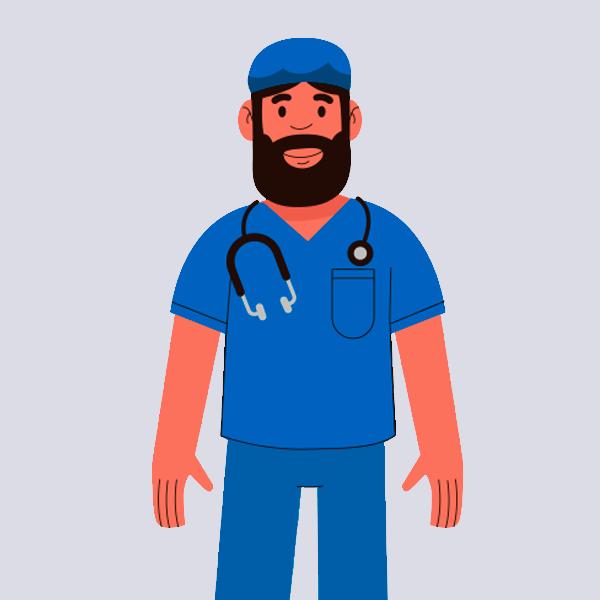 Médico traumatólogo especialista en artrosis degenerativa y deformaciones en pie.
