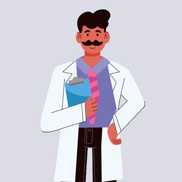 Médico especialista en traumatología de columna